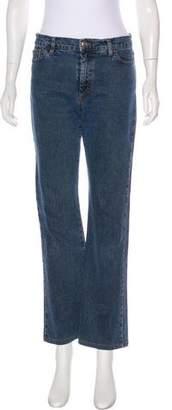 Loro Piana Mid-Rise Jeans