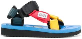 Suicoke touch-strap sandals
