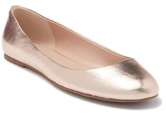 BCBGeneration Germia Metallic Ballet Flat