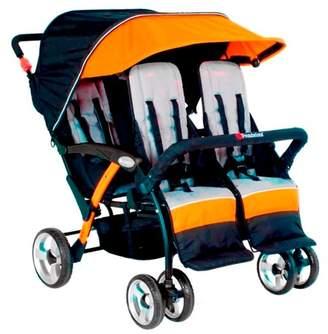 Foundations Quad Sport 4 Passenger Stroller