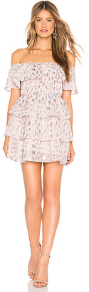 Lovers + Friends Remi Mini Dress
