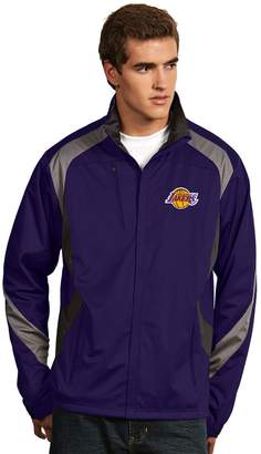 Antigua Men's Los Angeles Lakers Tempest Jacket