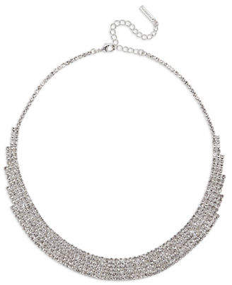 Cezanne Crystal Layered Necklace