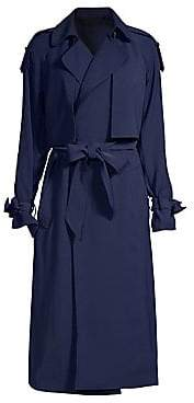 MICHAEL Michael Kors Women's Tailored Trench Coat