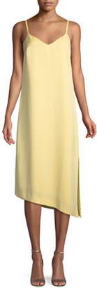 Club Monaco Sarana Tie-Back Slip Dress