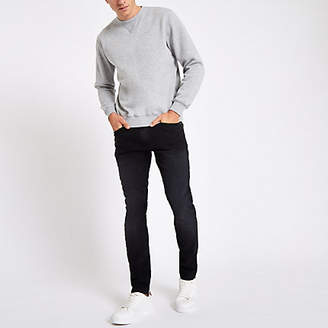River Island Pepe Jeans blue Stanley tapered jeans