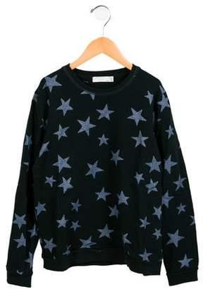 Stella McCartney Girls' Star Print Sweatshirt