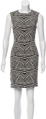 Diane von Furstenberg Sheath Mini Dress