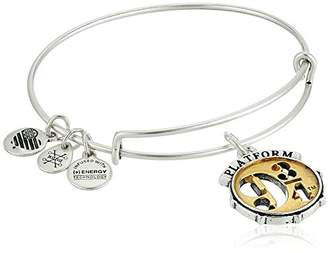 Alex and Ani Women Silver Rope Bracelet of Length 24.13cm AS18HP03SS