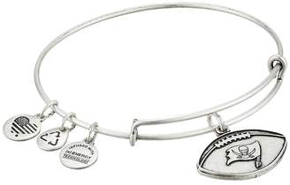 Alex and Ani NFL Tampa Bay Buccaneers Football Bangle Charms Bracelet