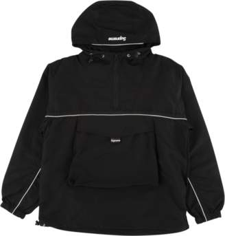 Supreme Split Anorak - 'SS 18' - Black