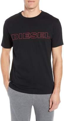 Diesel R) Jake Crewneck T-Shirt