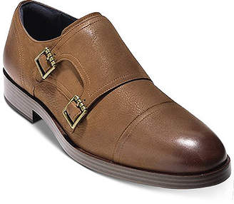 Cole Haan Men's Henry Grand Double-Monk Strap Oxfords Created for Macy's