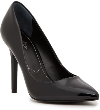 Charles by Charles David Palma Patent Pointed Toe Pump