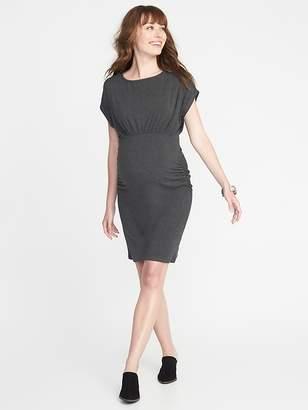 Old Navy Maternity Jersey Dolman-Sleeve Bodycon Dress