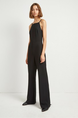 French Connection Whisper Square Neck Jumpsuit