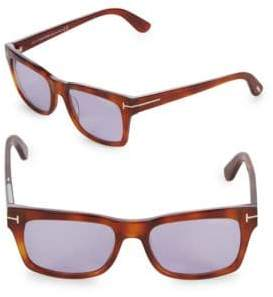 Tom Ford 54MM Square Sunglasses