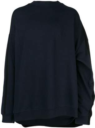 Y/Project Y / Project double-front oversized sweater