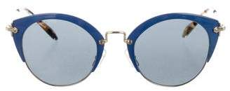 Miu Miu Circular Shaped Sunglasses w/ Tags