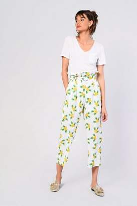 Glamorous **Pineapple Belted Trousers