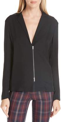 Rag & Bone Jennie Blazer Top