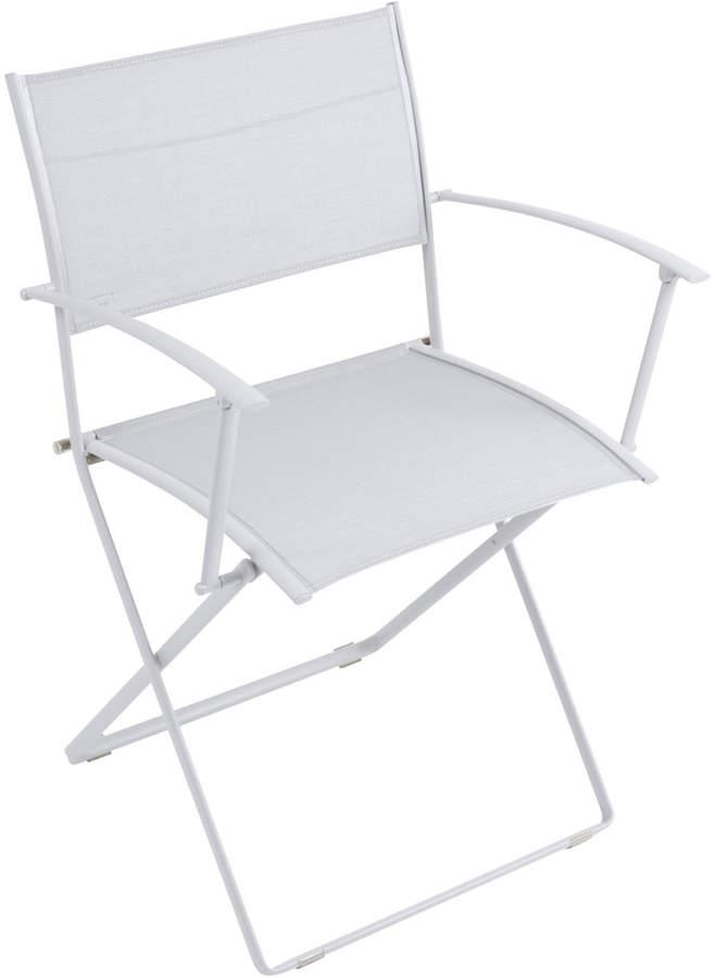 Plein Air Sessel, baumwollweiß