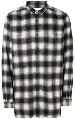 Stampd plaid shirt