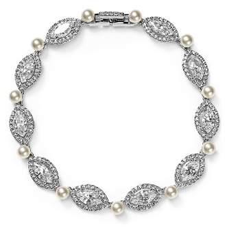 Nadri Crystal Tennis Bracelet