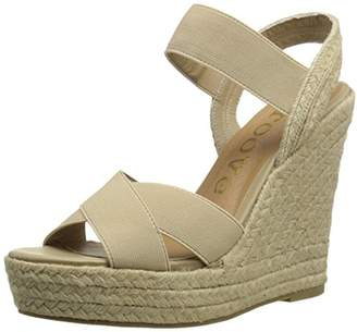Groove Women's Beachy Wedge Sandal