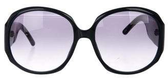 Saint Laurent Oversize Tinted Sunglasses