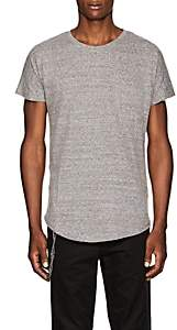 Chapter MEN'S SLUB COTTON-BLEND JERSEY T-SHIRT-GRAY SIZE XS