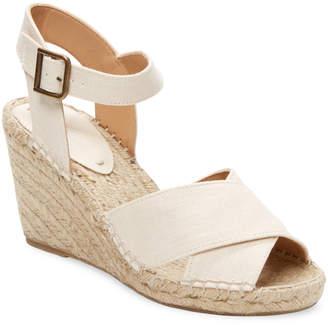 Soludos Women's Criss-Cross Strap Wedge Sandal