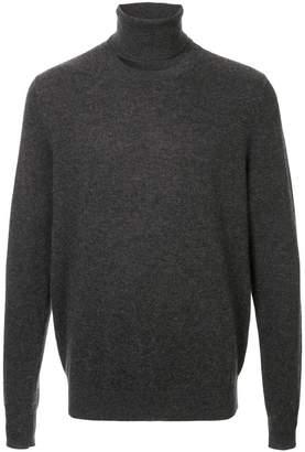 Chalayan choker knit jumper