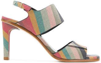 Paul Smith Disco Swirl sandals