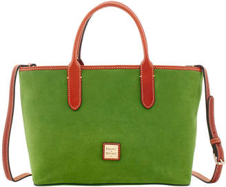 Dooney & Bourke Suede Brielle