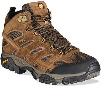 Merrell Men's Moab 2 Mid-Top Waterproof Hiker Sneakers Men's Shoes