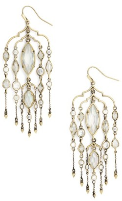Women's Kendra Scott Emma Chandelier Earrings $140 thestylecure.com