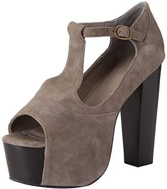 Jeffrey Campbell Women's Foxy Suede Sandals