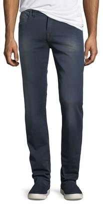 True Religion Geno Flap-Pocket Slim-Straight Jeans