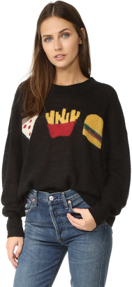 Wildfox Fries with That Sweater $164 thestylecure.com