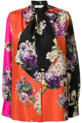 Circus Hotel floral print blouse