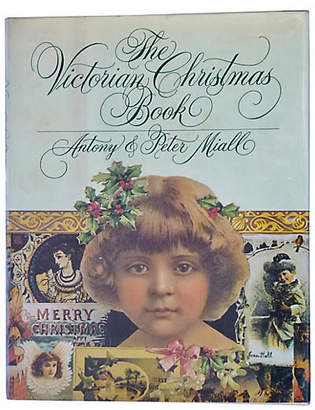 One Kings Lane Vintage The Victorian Christmas Book