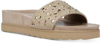 Donald J Pliner Cava Slide Sandals
