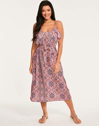 Seafolly Boho Tile Midi Dress