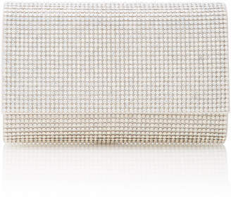 Judith Leiber Couture Bling Fizzy Crystal-Embellished Clutch