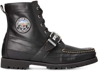 Polo Ralph Lauren Ranger Leather Boots