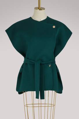 Vanessa Bruno Iwish wool and cashmere jacket