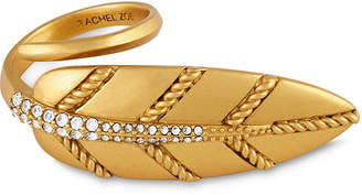 Rachel Zoe Lydia Leaf Statement Ring
