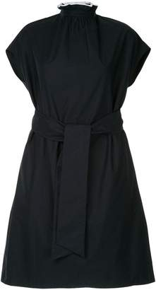 Atlantique Ascoli belted waist dress