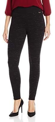 Calvin Klein Women's Modern Essential Power Stretch Legging with Waistband